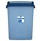 Aro Kosz na śmieci niebieski 25 l