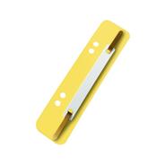 Esselte Mechanizm skoroszytowy żółty 100 sztuk
