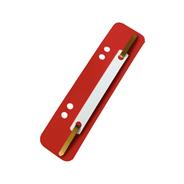 Esselte Mechanizm skoroszytowy czerwony 100 sztuk