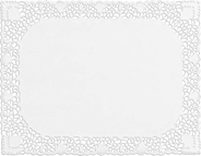 H-line Podkładka papierowa prostokątna 35x45 cm 250 sztuk