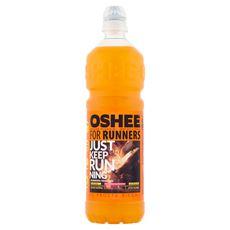 Oshee for Runners Napój izotoniczny niegazowany o smaku pomarańczowym 0,75 l 6 sztuk