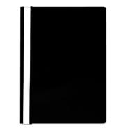 Sigma Skoroszyt czarny A4 25 sztuk