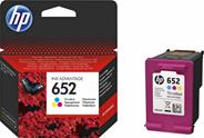 HP wkład atramentowy Ink Advange 652 trójkolorowy