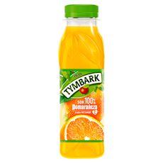 Tymbark Pomarańcza Sok 100% 300 ml 12 sztuk
