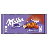 Milka Collage Wyrób cukierniczy z kremem kakaowym 93 g
