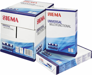 Sigma Papier kserograficzny 80 g A4 5 sztuk