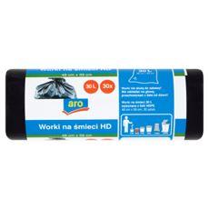 Aro Worki na śmieci HD 30 l 30 sztuk