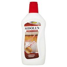 Sidolux Nabłyszczanie Środek do ochrony i nabłyszczania drewna i parkietu 500 ml 3 sztuki