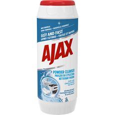 Ajax Podwójnie wybielający Proszek do czyszczenia 450 g
