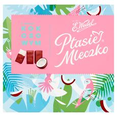 E. Wedel Ptasie Mleczko o smaku kokosowym 380 g