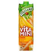 Tymbark Vitamini Sok banan marchew jabłko 1 l