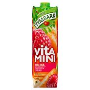 Tymbark Vitamini Malina marchew jabłko Sok 1 l