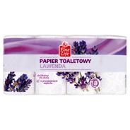 Fine Life Papier toaletowy lawenda 8 rolek