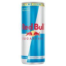 Red Bull Napój energetyczny bez cukru 24 x 250 ml