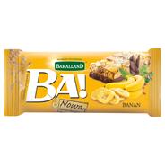 Bakalland Ba! banan Baton zbożowy 40 g
