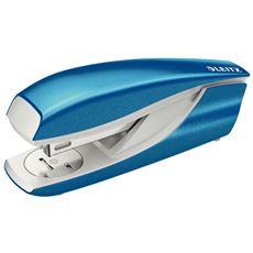 Zszywacz średni metalowy Leitz New NeXXt Series Metaliczny niebieski
