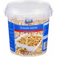 Aro Orzeszki ziemne smażone solone 600 g