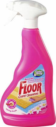 Gold Drop Płyn do prania dywanów i wykładzin 500 ml