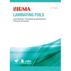 Sigma folia do laminacji A5