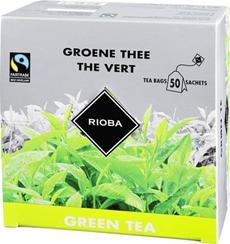 Rioba Herbata zielona 50 saszetek