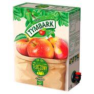 Tymbark Sok 100% tłoczony z jabłek Jonagold 3 l