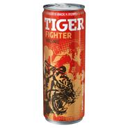 Tiger Fighter Gazowany napój energetyzujący 250 ml