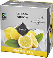 RIOBA herbata cytrynowa 50 torebek