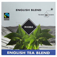 RIOBA herbata English Tea Blend 50 torebek