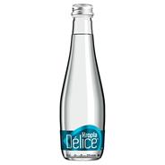 Kropla Delice Naturalna woda mineralna gazowana 330 ml 12 sztuk