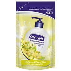 On Line Zapas mydło w płynie lipa 500 ml