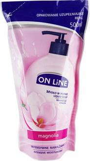 On Line Zapas mydło w płynie magnolia 500 ml
