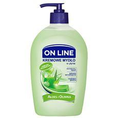 On Line Mydło w płynie aloes 500 ml