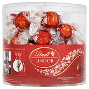 Lindt Lindor Pralinki z czekolady mlecznej z nadzieniem 850 g