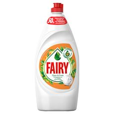 Fairy Orange Płyn do mycia naczyń 900 ml