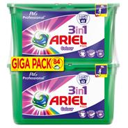 Ariel Professional Color Multipack Kapsułki do prania 2x 42prania
