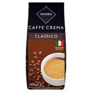 Rioba Caffé Crema Classico Oryginalne włoskie całe ziarna 1000 g