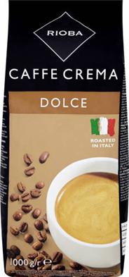 Rioba Cafe Crema Dolce 1kg