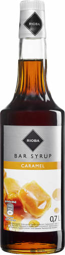 Rioba Syrop karmelowy 0,7 l