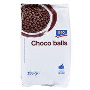 Aro Kuleczki zbożowe o smaku czekoladowym 250 g