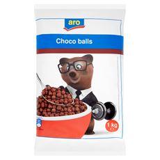 Aro Kuleczki zbożowe o smaku czekoladowym 1 kg