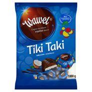 Wawel Tiki Taki kokosowo-orzechowe Czekoladki nadziewane 1000 g
