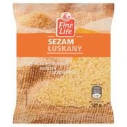 Fine Life Sezam łuskany 150 g