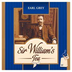 Sir William's Earl Grey Herbata 100 g (50 torebek)