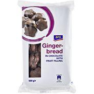 Aro Pierniki nadziewane w czekoladzie 500 g
