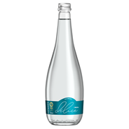 Kropla Delice Naturalna woda mineralna gazowana 750 ml 6 sztuk