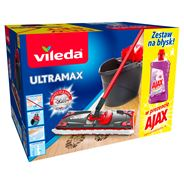 Vileda zestaw Ultramax + Ajax