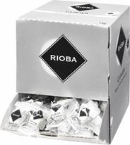 RIOBA cukier biały w kostkach 1 kg