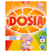 Dosia Multi Powder Proszek do prania tkanin kolorowych 300 g (4 prania)