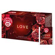 Teekanne Love Mieszanka herbatek owocowych 45 g (20 x 2,25 g)