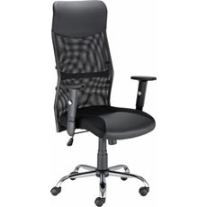 Nowy Styl Fotel czarny